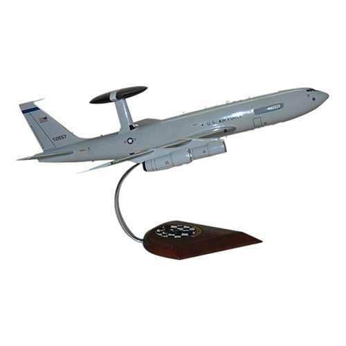 963 AACS E-3 Sentry Custom Airplane Model  - View 4