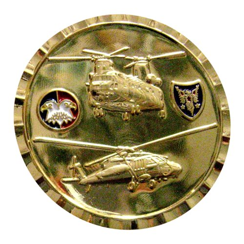 USARC G4 Challenge Coin - View 2