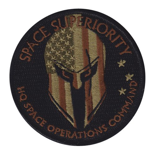 HQ SPOC Space Superiority Patch