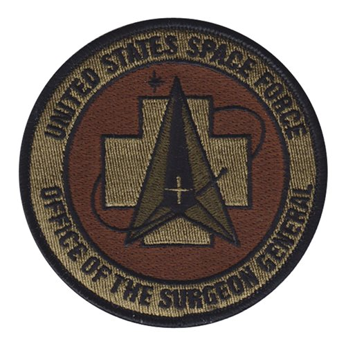 USSF SG OCP Patch