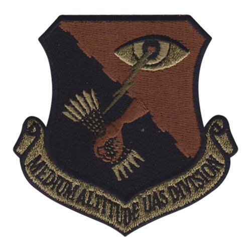 AFLCMC Medium Altitude UAS Division OCP Patch
