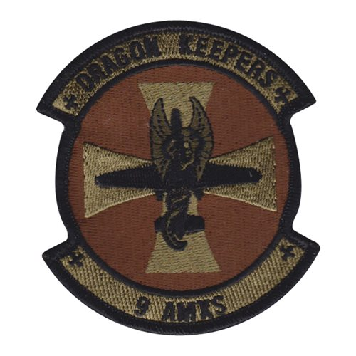 9 AMXS Dragon Keepers OCP Patch