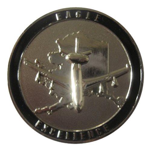 962 AACS Custom Air Force Challenge Coin