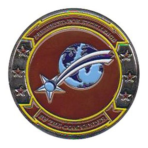3 IS Commander Coin