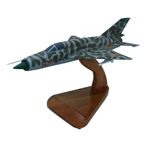 Design Your Own MiG-21 Custom Airplane Model