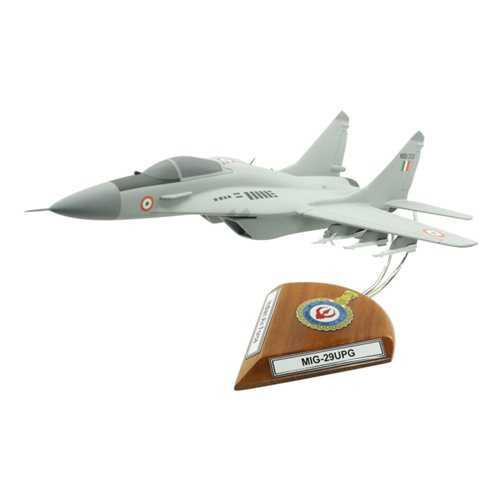 Design Your Own MiG-29 Custom Airplane Model