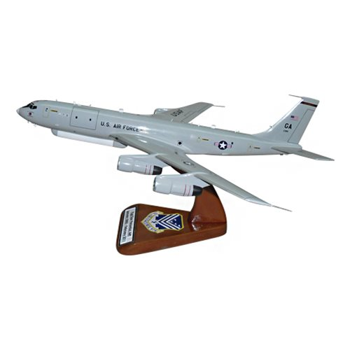 116 ACCS E-8C Joint Stars Custom Airplane Model  - View 2