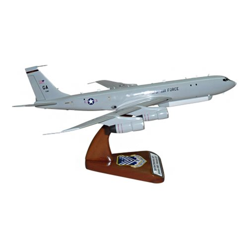 116 ACCS E-8C Joint Stars Custom Airplane Model  - View 4