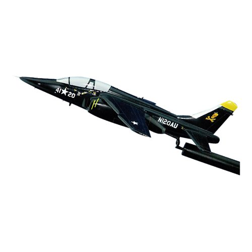 A-120 Alpha Jet Airplane Custom Airplane Model Briefing Stick