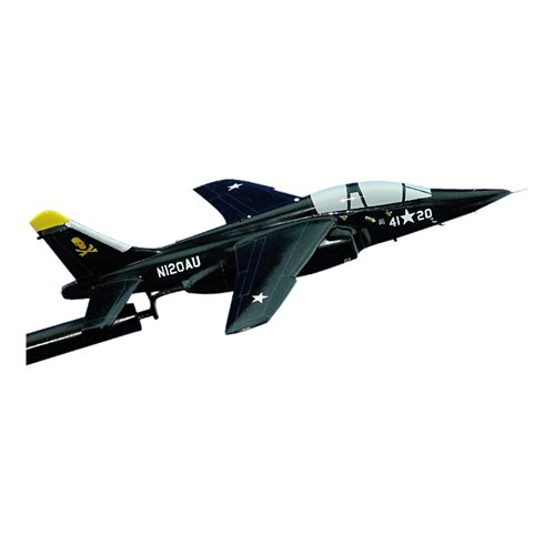 A-120 Alpha Jet Airplane Custom Airplane Model Briefing Stick - View 2