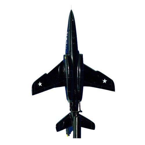 A-120 Alpha Jet Airplane Custom Airplane Model Briefing Stick - View 3
