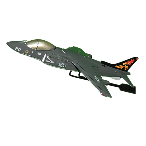 VMAT-203 AV-8B Harrier II Briefing Stick