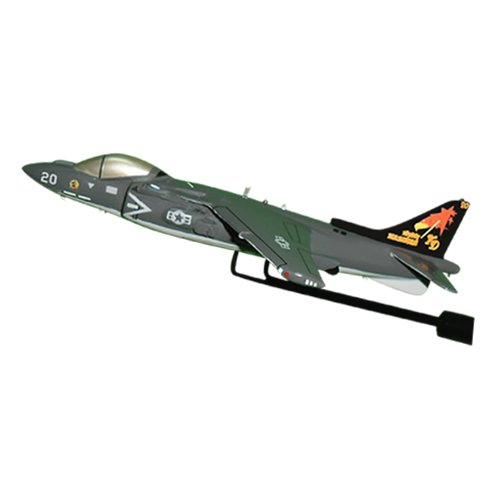 VMAT-203 AV-8B Harrier II Briefing Stick - View 2