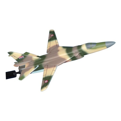 Syria SU-24 Frogfoot Custom Airplane Model Briefing Sticks - View 2