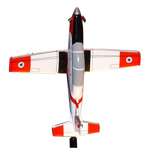 IAF T-6A Texan II Airplane Model Briefing Stick - View 3