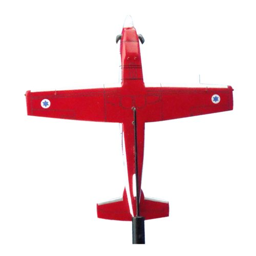 IAF T-6A Texan II Airplane Model Briefing Stick - View 4