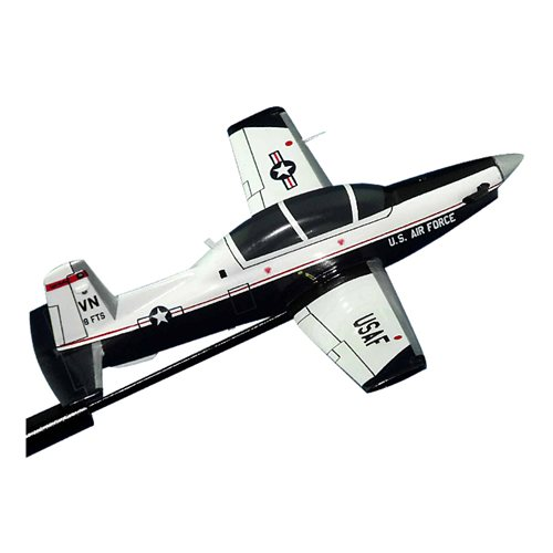 8 FTS T-6A Texan II Airplane Model Briefing Stick - View 2