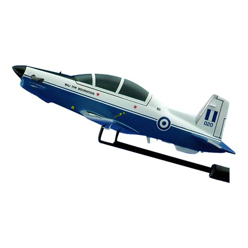 HAF T-6A Texan II Airplane Model Briefing Stick