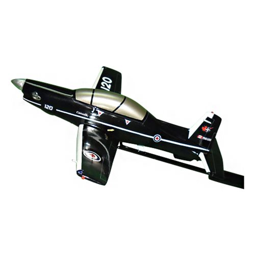 RCAF CT-156 Harvard II T-6A Texan II Airplane Model Briefing Sticks - View 2