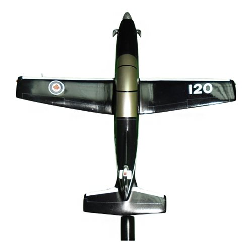 RCAF CT-156 Harvard II T-6A Texan II Airplane Model Briefing Sticks - View 4