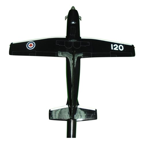 RCAF CT-156 Harvard II T-6A Texan II Airplane Model Briefing Sticks - View 5