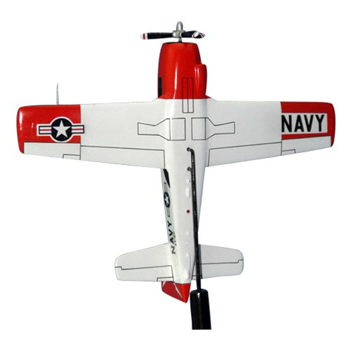 VT-27 T-28C Custom Airplane Briefing Stick  - View 3