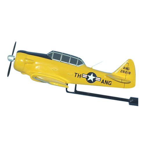 ANG T-6 Custom Airplane Briefing Stick