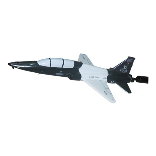 87 FTS T-38 Custom Airplane Briefing Stick