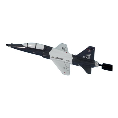 25 FTS T-38 Custom Airplane Briefing Stick