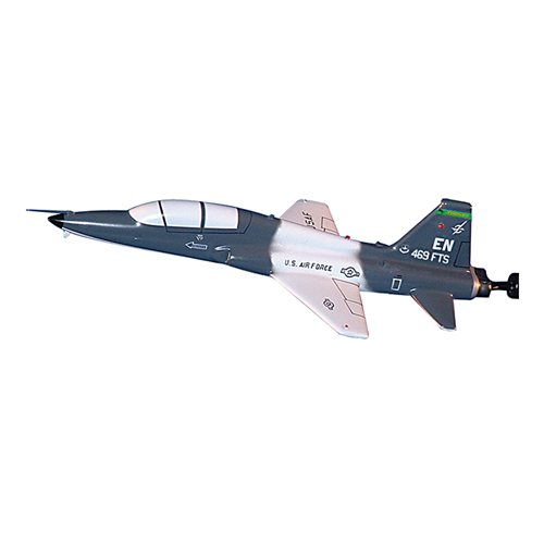 469 FTS T-38 Custom Airplane Briefing Stick
