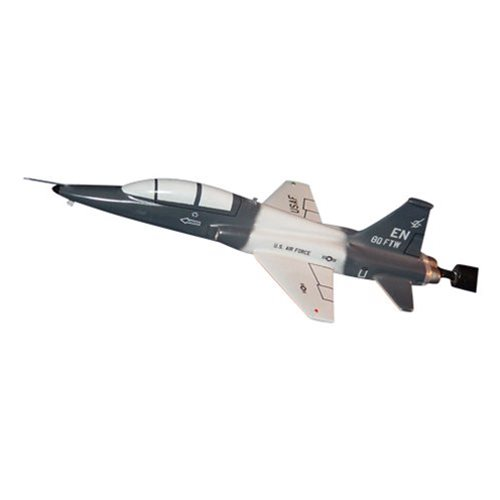 80 FTW T-38 Custom Airplane Briefing Stick  - View 2