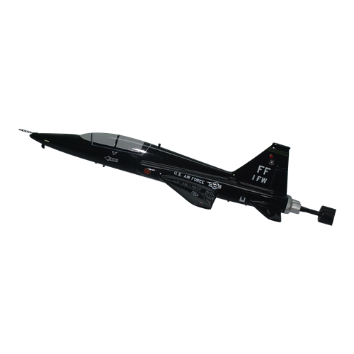 1 FW T-38 Custom Airplane Briefing Stick - View 2