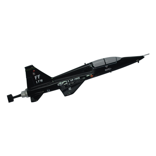 1 FW T-38 Custom Airplane Briefing Stick - View 3