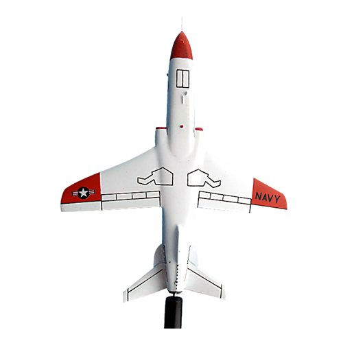 VT-86 T-45C Goshawk Custom Airplane Model Briefing Sticks - View 3