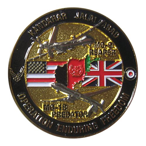 62 ERS Morale Coin - View 2