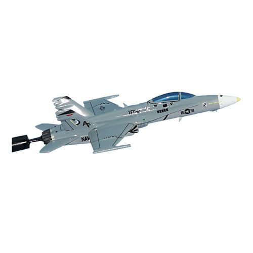 VFC-12 F/A-18C Hornet Custom Airplane Briefing Stick - View 2