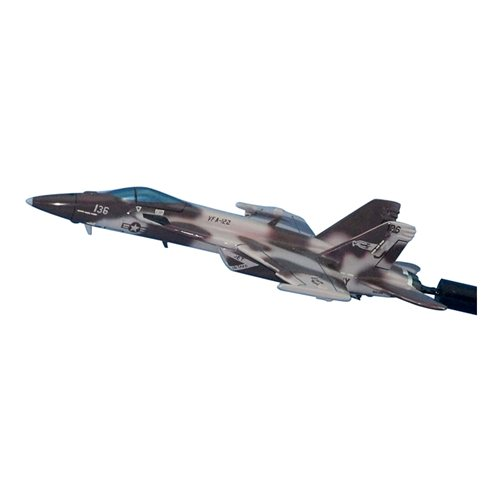 VFA-122 F/A-18E/F Super Hornet Custom Airplane Briefing Sticks
