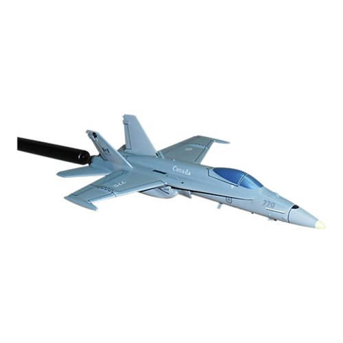 Royal Canadian Air Force CF-18 Hornet Custom Briefing Stick - View 2