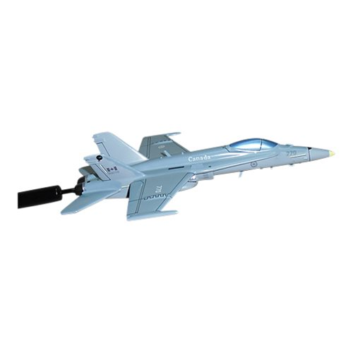 Royal Canadian Air Force CF-18 Hornet Custom Briefing Stick - View 4