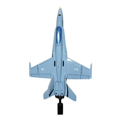 Royal Canadian Air Force CF-18 Hornet Custom Briefing Stick - View 5