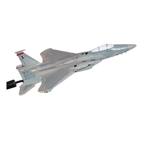 71 FS F-15C Custom Airplane Model Briefing Stick - View 2