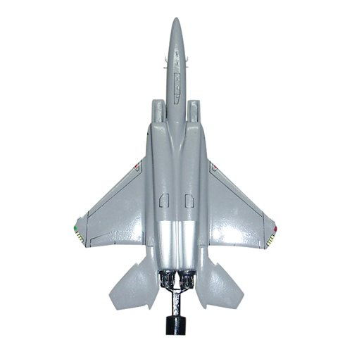85 TES F-15C Custom Airplane Model Briefing Stick - View 3