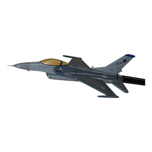 35 FS F-16C Airplane Briefing Stick
