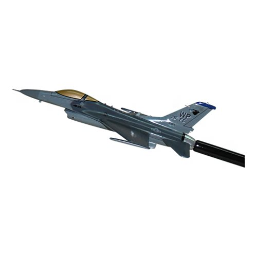 35 FS F-16C Airplane Briefing Stick - View 2