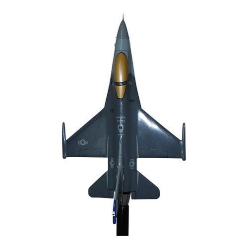 35 FS F-16C Airplane Briefing Stick - View 4