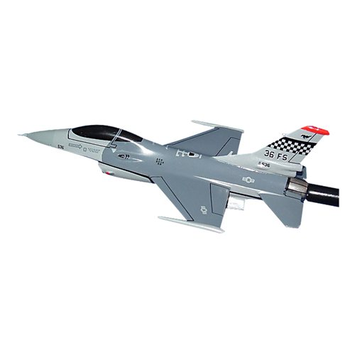36 FS F-16C Airplane Briefing Stick