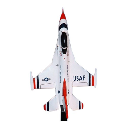 USAF Thunderbirds F-16C Fighting Falcon Briefing Sticks - View 3