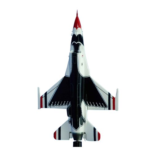 USAF Thunderbirds F-16C Fighting Falcon Briefing Sticks - View 4