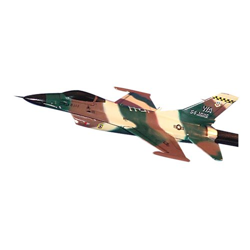 64 AGRS F-16C Fighting Falcon Briefing Sticks - View 3