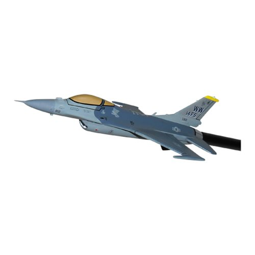 14 FS F-16C Airplane Briefing Stick